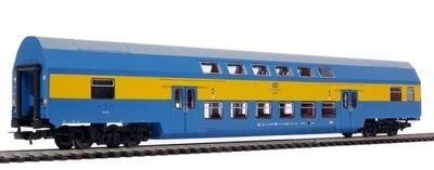 Wagon Osobowy Piętrowy PKP 2klasa 125-4 PIKO 97043