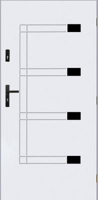 двери ввода для дом Внешние 55 мм Эпос 90 ,80