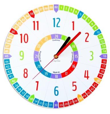 часы instagram Образовательный для Детей, Учителей