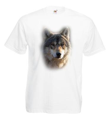 Koszulka męska WILK I ZAJAC L