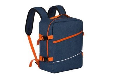 Plecak torba bagaż podręczny do samolotu 40x30x20
