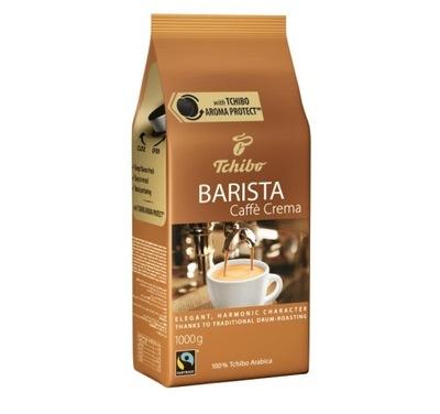 кофе ? зернах Tchibo Barista Caffe Crema 1кг