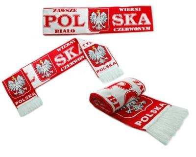 Szalik Polska kibica Reprezentacji Polski szaliki