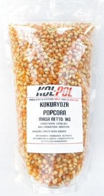 кукуруза попкорн зерно 1kg 1000g без соли