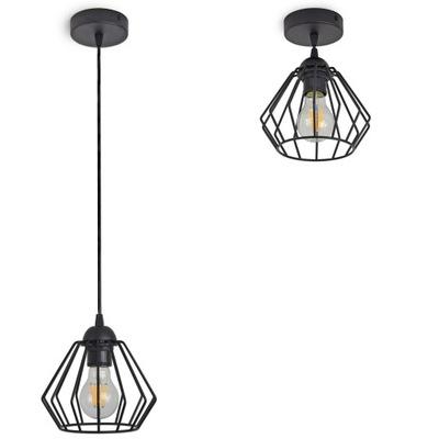 PRÍVESOK SVIETIDLO stropné svietidlo LED LUSTER DIAMOND 724-Z1
