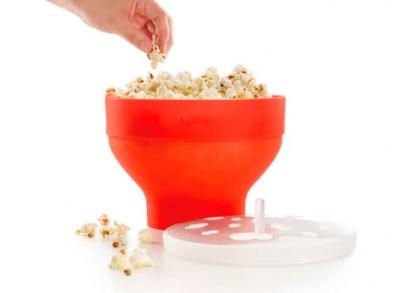 Na Lekue držiak pre kukurica NOSIČE na Popcorn