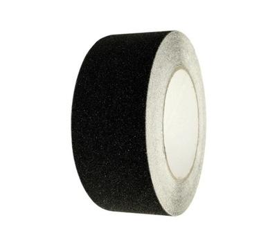 лента не СКОЛЬЗИТ ЛЕСТНИЦА черная 50 мм x 10m