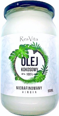 кокосовое масло нерафинированный  экстракласс 900ML Чистый