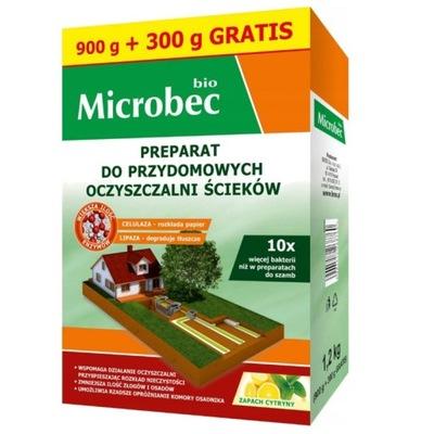 ??? MICROBEC 10 x МОЩНЕЕ БАКТЕРИИ 1 ,2 кг Новый