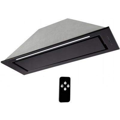 вытяжка Toflesz ХОРОШО-6 Linea Glass LED Черный 60 +пульт