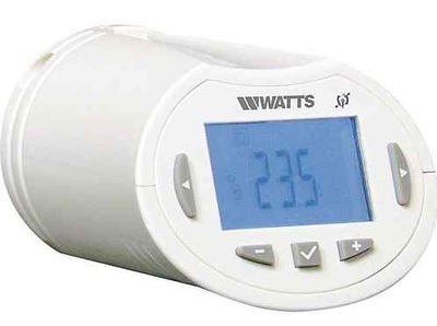 Elektronické termostatické hlavice, M30x1/5 W