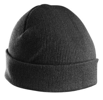 Neo шапка рабочая зимняя осенняя акрил черная
