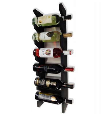 Стенд Instagram вешалка полка вино 6 бутылок P1