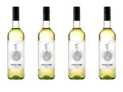 вино НАПИТКИ Ноль % FREETIME белое сладкое