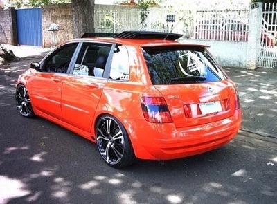 Fiat Stilo 5d Spoiler Daszek Tuning Nowosc 2061590532 Oficjalne Archiwum Allegro