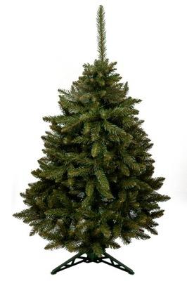 Vianočné stromčeky - Umelý strom, SMREK 120 cm PRÍTOMNÝ na stánku