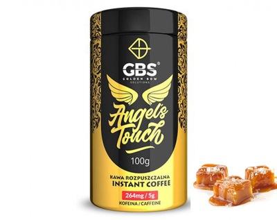 кофе GBS ANGEL'S TOUCH Растворимый Соленая Карамель