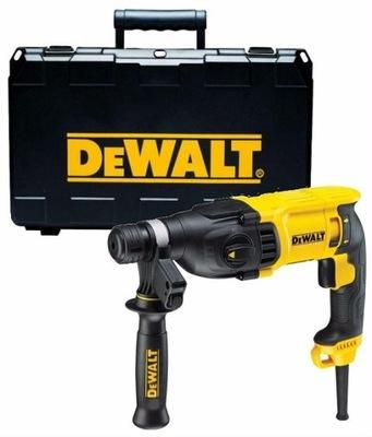 DeWalt D25133K строительный перфоратор SDS-плюс 26
