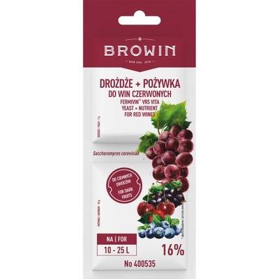 дрожжи виноградные вина 16 % питательная среда красное