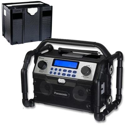 Vybavenie PANASONIC rádio prenosné Bluetooth