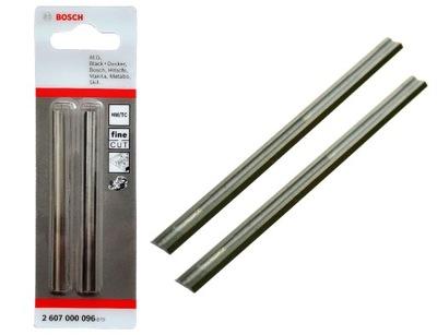 ножи WIDIOWE 2 штуки для струга Bosch PHO GHO Skil