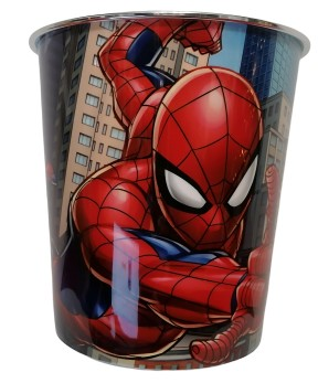 Корзина мусор Человек-паук Marvel ведро КОНТЕЙНЕР