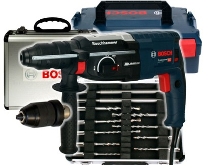 строительный ??????????  ГГБ 2 -28 F Bosch L -BOXX + ОСНАСТКА