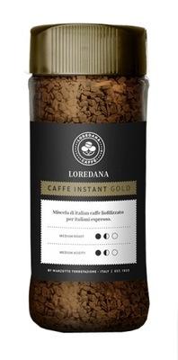 кофе растворимая Лоредана Gold 100г