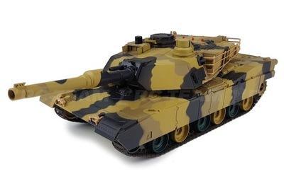 HENG LONG Танк U.S . Абрамс M1A2 -  , ИК, Звук