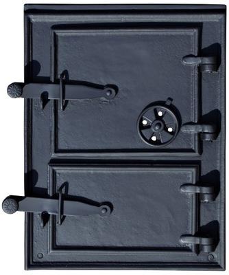 Liatinové dvere PAL pre pec na chlieb udiarne
