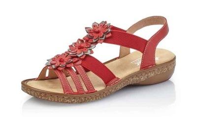 Hualun Rote Sandały Damskie Złote 41