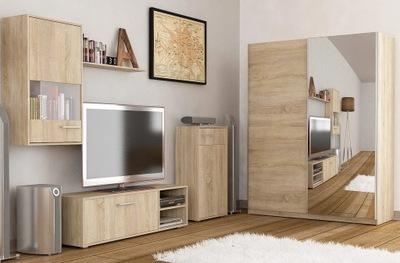 Стенка Simple шкаф ??? instagram ??? сонома Салон