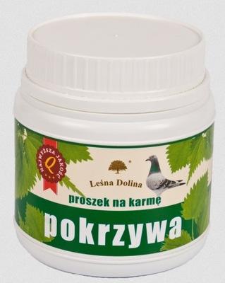 Крапива порошок для голубей Лесная Долина 200г