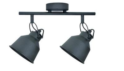 stropné Svietidlo prívesok svetlo Retro Edison Loft 2XE14 LED