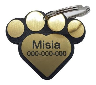 ИДЕНТИФИКАТОР adresówka для собаки кошки 20 ОБРАЗЦОВ