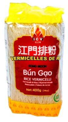 Рисовая вермишель Vermicelli Пряжа 400 г Конг Moon ICV