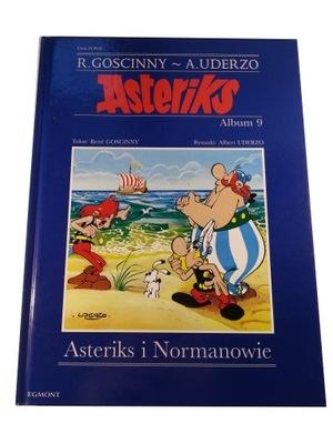 ASTERIX - ASTERIKS I NORMANOWIE - twarda okładka