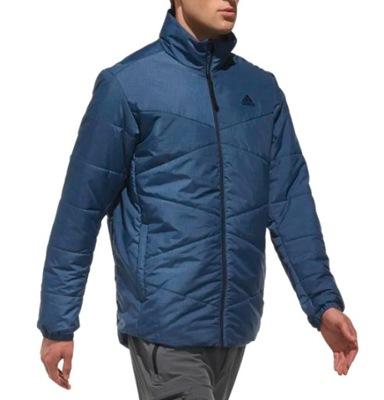 Zimowa Męska ciepła kurtka Adidas AP8332 Oliwkowa