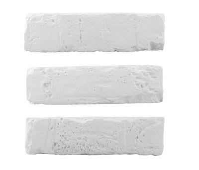 Старая Кирпич белая Декоративная Снежная белый плитки