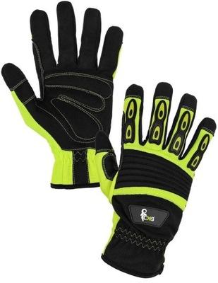 перчатки рабочие защитные монтажные работы CXS ЕМА r 9