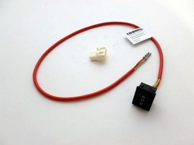 Przełącznik prawego joysticka Liebherr 9201818