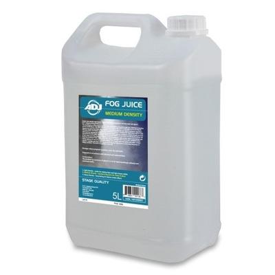 ADJ Fog juice 2 Medium 5L płyn do dymu 'medium'