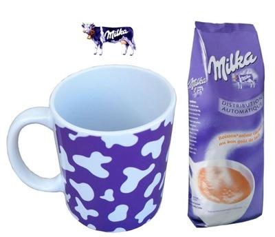 Milka Шоколад ??? питья 1кг + КРУЖКА 1шт