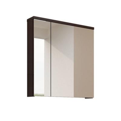 зеркало для ванных комнат мебель ОРТОН Венге