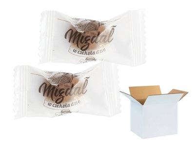 МИНДАЛЬ в шоколаде в пакетиках от TwójCukier
