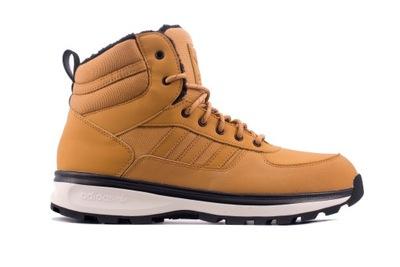 Męskie Adidas Chasker Boot Brązowy Czarny