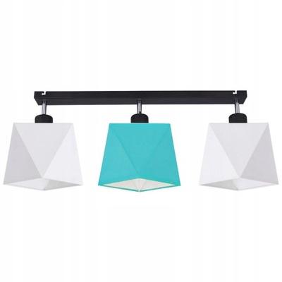 Svietidlá do detskej komory - PRÍVESOK LAMPA, LUSTER, stropné svietidlo STROPNÉ DIAMOND lampa LED