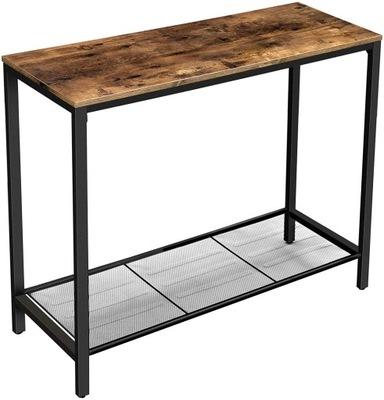 Столик Консоль Столик кофейный винтаж 100x35x80cm