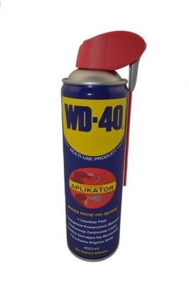 WD-40 450 ml APLIKATOR ŚRODEK WIELOFUNKCYJNY
