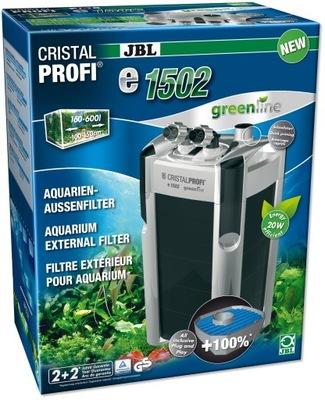 JBL CristalProfi e1502 GREENLINE фильтр Внешний